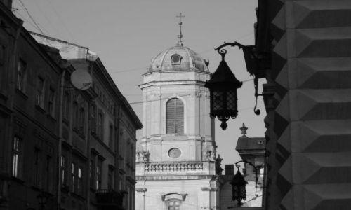 UKRAINA / brak / Lwów / gdzieś obok Rynku