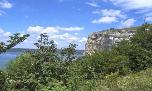 Zdjecie UKRAINA / brak / Bakota / Skalny monastyr z XII-XIV wieku