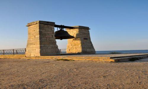 Zdjęcie UKRAINA / Krym / Sewastopol / Chersonez Taurydzki - Dzwonnica