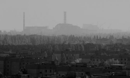 Zdjecie UKRAINA / - / - / Elektrownia