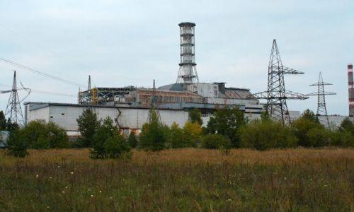 Zdjecie UKRAINA / - / - / 4. blok Czarnobylskiej Elektrowni Jądrowej