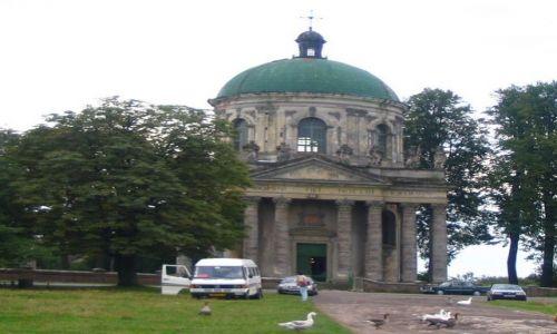 Zdjęcie UKRAINA / brodzki  - obwodu lwowskiego / Podhorce / kościół św. Józefa