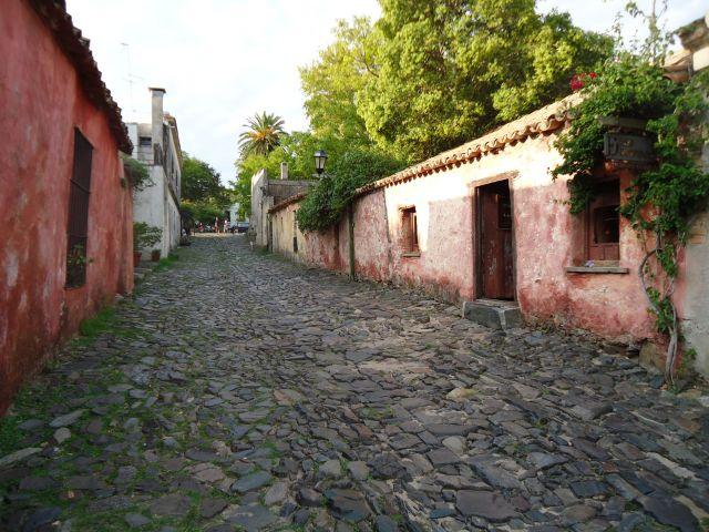 Zdjęcia: Colonia del Sacramento, Colonia, Trochę kamorów, URUGWAJ