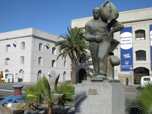 Zdjęcia: Montewideo, -Urugwaj, Pomnik tragarza, URUGWAJ