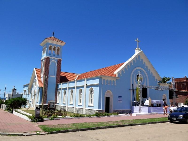Zdjęcia: Punta del Este, Maldonado, Punta del Este. Kościół pw. MB Gromnicznej, URUGWAJ
