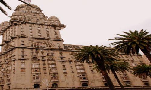 Zdjęcie URUGWAJ / Montevideo  / Montevideo  / kiedys najnovoczesniejszy