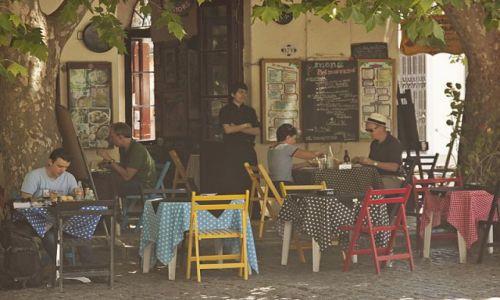 URUGWAJ / Colonia / Colonia / śniadanie