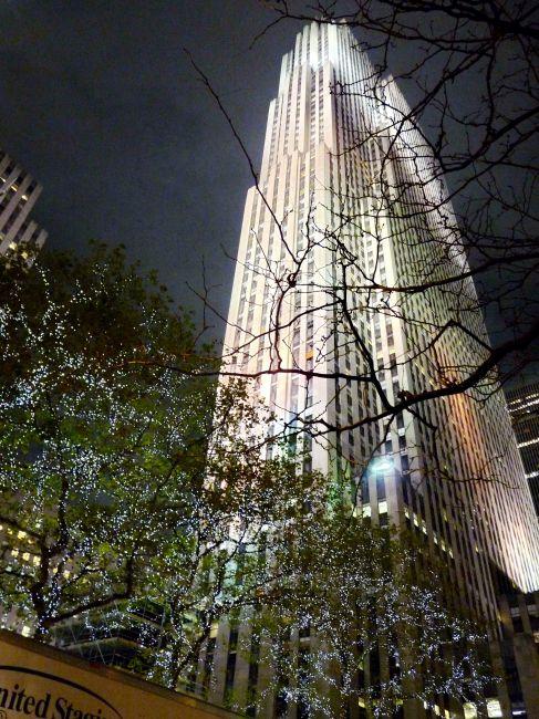Zdjęcia: NYC, NY, Rock - Rockefeller Center, USA