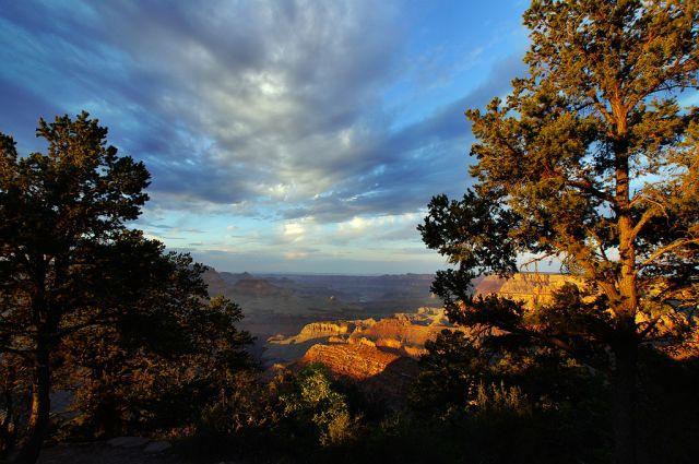 Zdjęcia: Grand Canyon, Arizona, zachód słońca, USA
