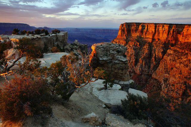 Zdjęcia: Grand Canyon, Arizona, piękno natury, USA
