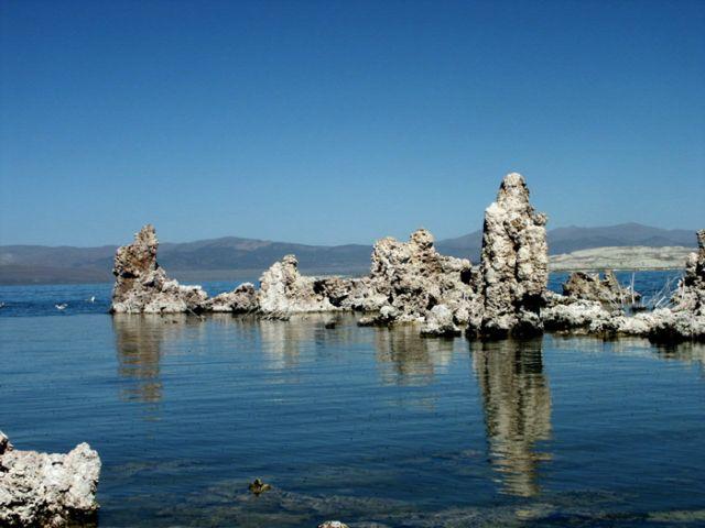 Zdjęcia: mono lake, na wschod od yosemite, mono lake, USA