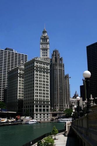 Zdjęcia: centrum, chicago, centrum, USA