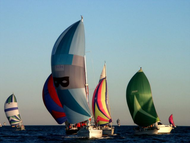 Zdjęcia: wschodni brzeg, jezioro michigan, queens cup, USA