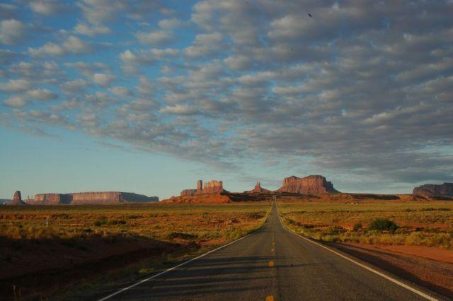 Zdj�cia: US 163, Arizona, Arizona <klasyczne zdj�cie>, USA