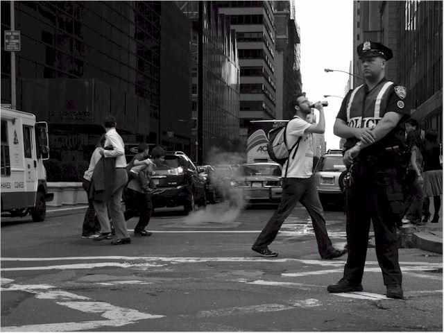 Zdj�cia: Manhattan - New York, NEW YORK, Dymi�cy kana�, USA
