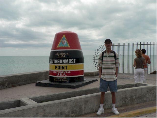Zdjęcia: Key West, Floryda, 90 miles to Cuba, USA