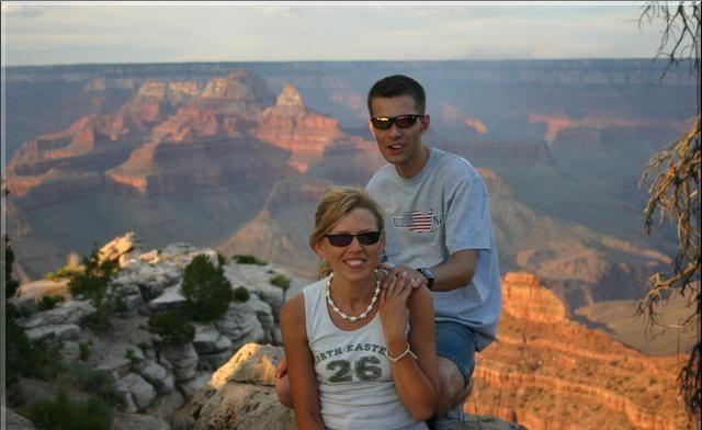 Zdj�cia: arizona, kanion z moja kobieta :), USA