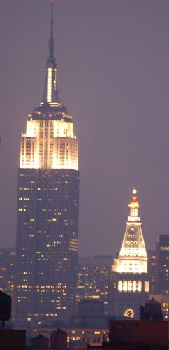 Zdj�cia: Nowy York, Empire State Building, USA