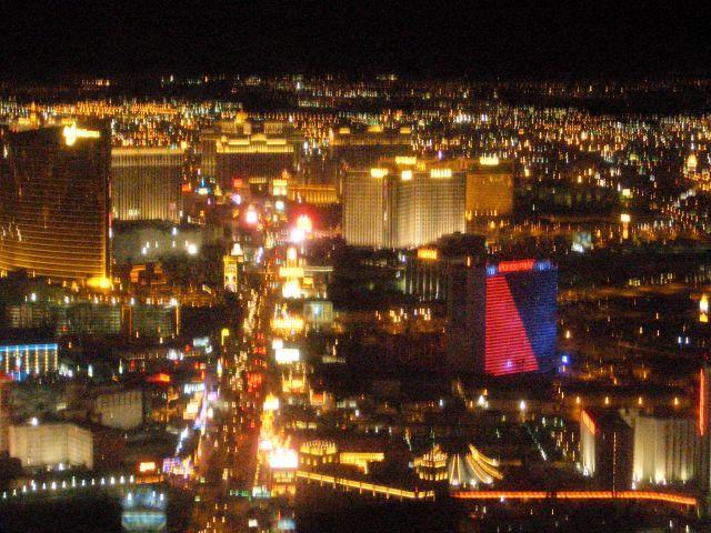 Zdjęcia: Las Vegas, Vegas w nocy, USA