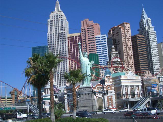 Zdjęcia: Las vegas, NYC w Vegas, USA