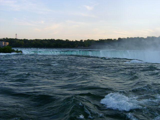 Zdjęcia: Niagra falls, Stan Nowy York, Zapadjąca się woda, USA