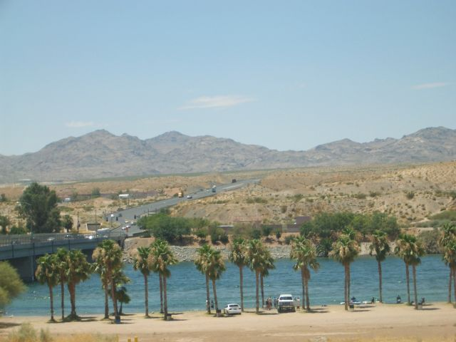 Zdjęcia: Arizona/Nevada, Rzeka Colorado, USA