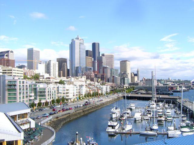 Zdjęcia: Seattle, Washington, Prawie nad Pacyfikiem, USA