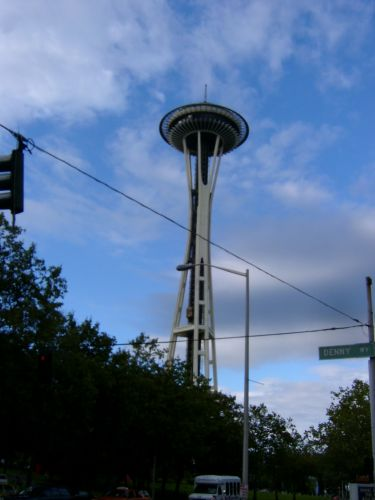 Zdjęcia: Seattle, Washington, Needle Tower, USA