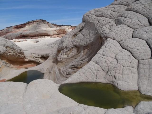 Zdjęcia: White Pocket, Arizona, Na innej planecie - tam jeszcze nie byłeś!, USA