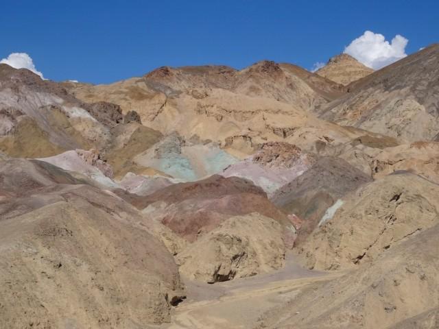 Zdjęcia: Death Valley, Nevada, Artist's Palette, USA
