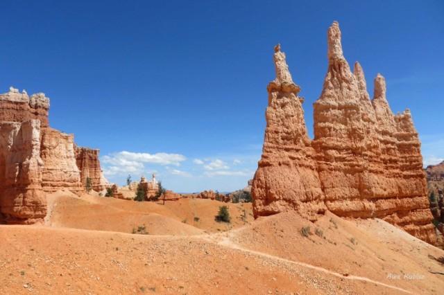 Zdjęcia: Park narodowy Bryce Canyon, Utah, Za chwilę wjedzie tu Indiana Jones!, USA