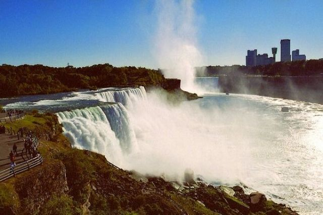 Zdjęcia: Niagara Falls, NY, :-), USA