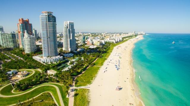 Zdjęcia: Miami, Floryda, Miami - art partnerski, USA