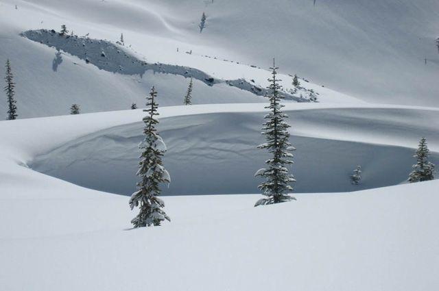 Zdjęcia: stan Waszyngton, Stan Waszyngton, Po burzy snieznej, USA