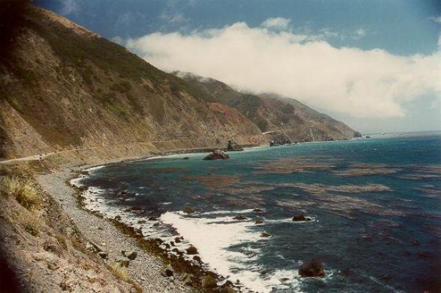 Zdjęcia: Poludniowa Kalifornia, Kalifornia, Highway 1, USA