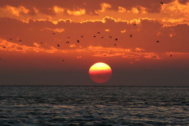 Zdjęcia: Key West, Florida, zachód słońca, USA