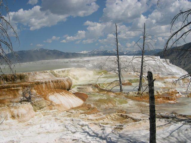Zdj�cia: Yellowstone, Wyoming, Yellowstone, USA
