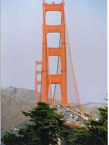 Zdjęcia: San Francisco, California, Golden Gate, USA
