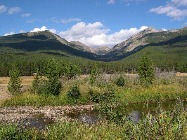 Zdj�cia: Kolorado, Gory Skaliste, USA