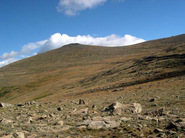 Zdj�cia: Kolorado, tundra na wys. 3,7 km, USA