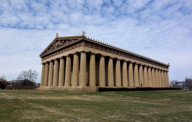 Zdjęcia: Tennessee, Parthenon w ... Nashville, USA