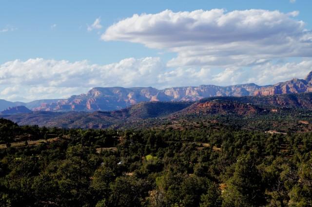 Zdjęcia: Sedona, Arizona, Red Rock State Park, USA