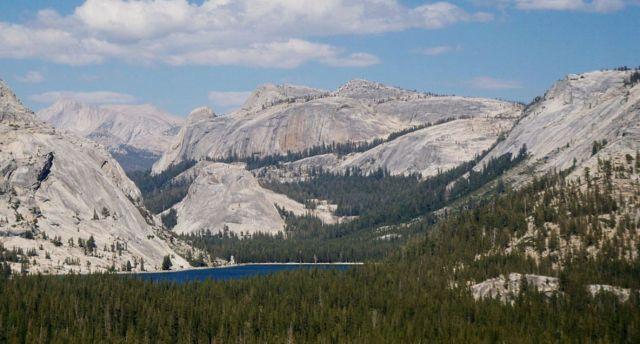 Zdjęcia: Kalifornia, gory Sierra Nevada, USA