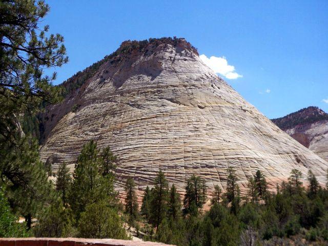 Zdjęcia: Utah, nieopodal parku Zion, USA