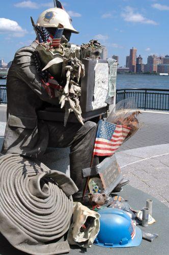 Zdjęcia: Nowy Jork, NY, Ku Pamieci WTC, USA