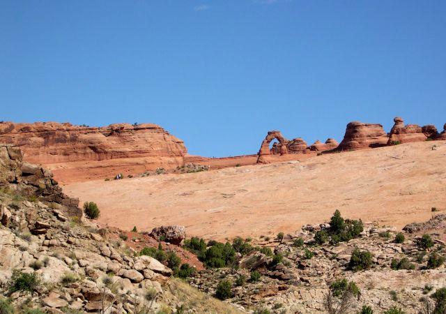 Zdjęcia: Utah, najslawniejszy w Arches Park, USA