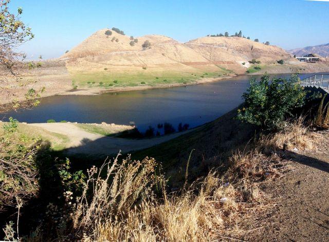 Zdjęcia: Kalifornia, kalifornijskie zlote wzgorza, USA