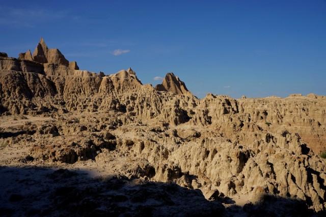 Zdjęcia: Park Narodowy Badlands, Południowa Dakota, Na szlaku, USA