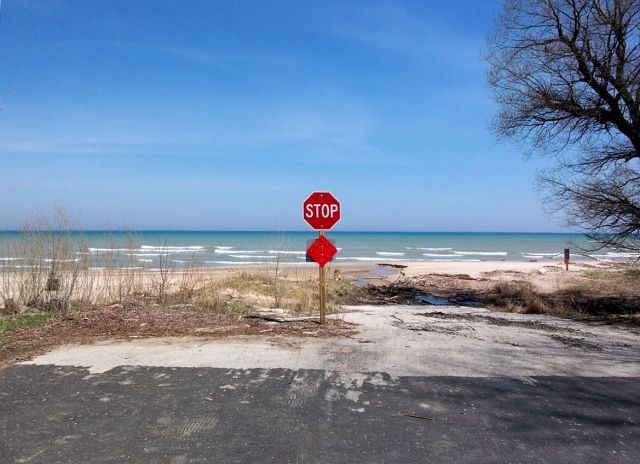 Zdjęcia: Wisconsin / jez. Michigan, ...i tak bym dalej nie pojechal :), USA