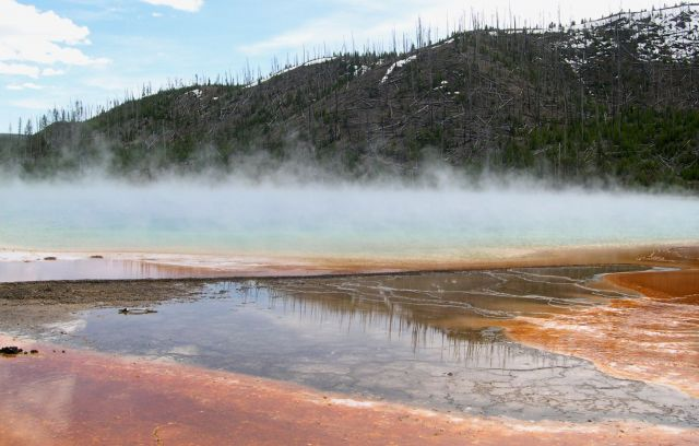 Zdj�cia: Wyoming, Yellowstone, USA